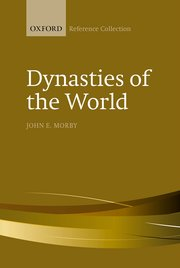 Cover for   Dynasties of the World