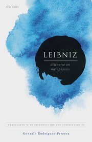 Cover for   Leibniz: Discourse on Metaphysics