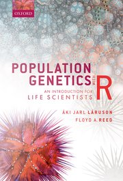Cover for   Population Genetics with R