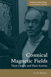 Cover for   Cosmical Magnetic Fields
