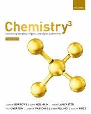 Cover for   Chemistry³