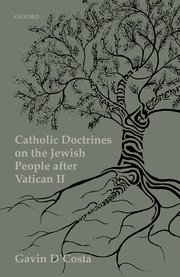 Cover for   Catholic Doctrines on Jews after the Second Vatican Council