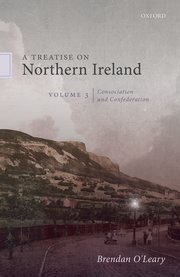 Cover for   A Treatise on Northern Ireland, Volume III