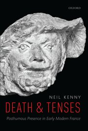 Cover for   Death and Tenses