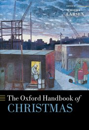 Cover for   The Oxford Handbook of Christmas