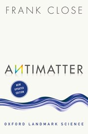 Cover for   Antimatter