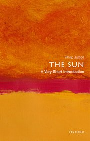 Cover for   The Sun: A Very Short Introduction