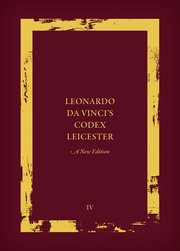 Cover for   Leonardo da Vincis Codex Leicester: A New Edition