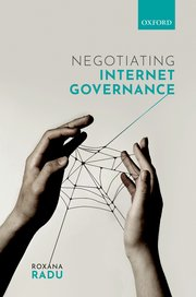 Cover for   Negotiating Internet Governance