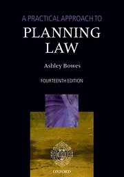 Cover for   A Practical Approach to Planning Law