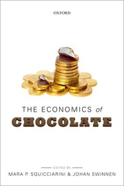 Cover for   The Economics of Chocolate