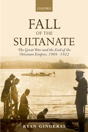 Cover for   Fall of the Sultanate