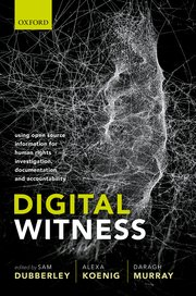 Cover for   Digital Witness