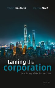 Cover for   Taming the Corporation