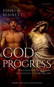 Cover for   God and Progress