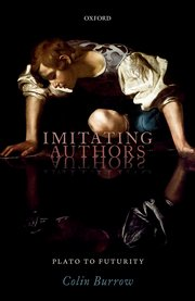Cover for   Imitating Authors