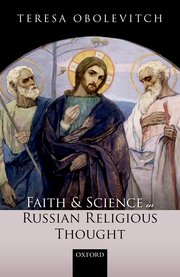 Cover for   Faith and Science in Russian Religious Thought