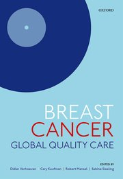 Cover for   Breast cancer: Global quality care