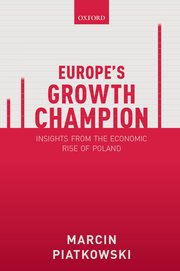 Cover for   Europes Growth Champion