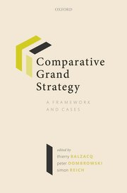 Cover for   Comparative Grand Strategy