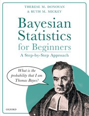 Cover for   Bayesian Statistics for Beginners