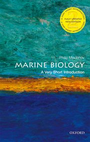 Cover for   Marine Biology: A Very Short Introduction