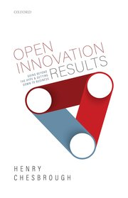 Cover for   Open Innovation Results