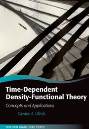 Cover for   Time-Dependent Density-Functional Theory
