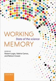 Cover for   Working Memory