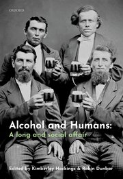 Cover for   Alcohol and Humans