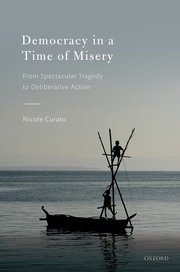 Cover for   Democracy in a Time of Misery
