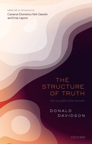 Cover for   The Structure of Truth