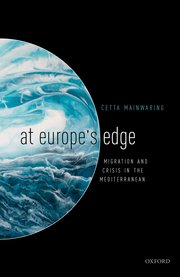 Cover for   At Europes Edge