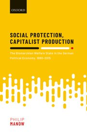 Cover for   Social Protection, Capitalist Production
