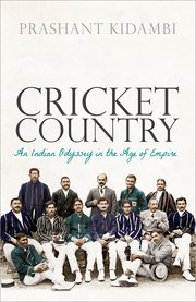Cover for   Cricket Country