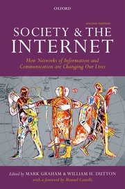 Cover for   Society and the Internet
