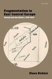 Cover for   Fragmentation in East Central Europe