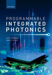 Cover for   Programmable Integrated Photonics