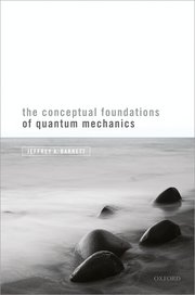 Cover for   The Conceptual Foundations of Quantum Mechanics