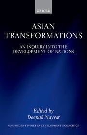 Cover for   Asian Transformations