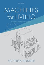 Cover for   Machines for Living