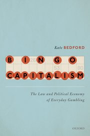 Cover for   Bingo Capitalism