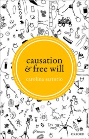 Cover for   Causation and Free Will