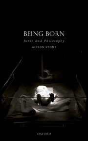 Cover for   Being Born