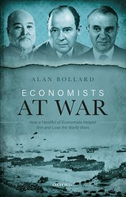 Cover for   Economists at War
