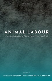 Cover for   Animal Labour