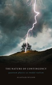 Cover for   The Nature of Contingency