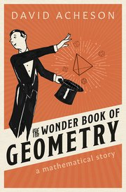 Cover for   The Wonder Book of Geometry