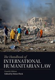 Cover for   The Handbook of International Humanitarian Law