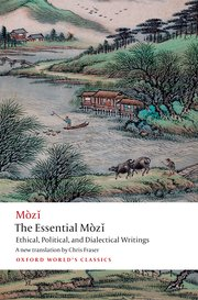 Cover for   The Essential Mòzǐ